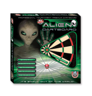 Alien Bristle Dartboard - Official Tournament 2