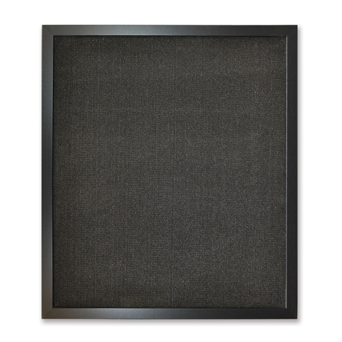 Standard BackBoard – Black