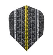 SuperGrip Standard Black & Yellow