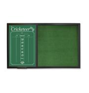 The Cricketeer BackBoard ScoreBoard - Green