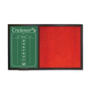 The Cricketeer BackBoard ScoreBoard - Red