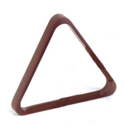 Wood Triangle, Antique Walnut