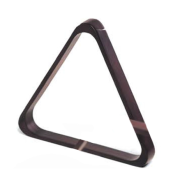Wood Triangle, Mahogany